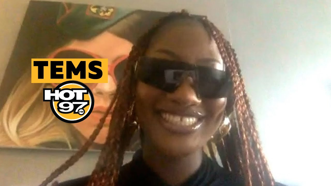 Tems Provides Details on Debut Album in New Hot 97 Interview