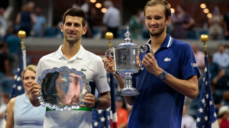 U.S. Open: Daniil Medvedev ends Novak Djokovic's hopes of calendar Grand Slam and 21st major