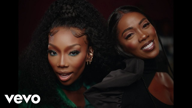 """Afrobeats Queen, Tiwa Savage Premieres the Video Of Her Brandy-Assisted Single, """"Somebody's Son"""""""
