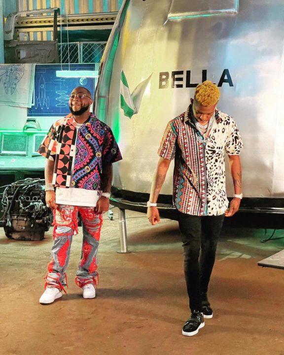 "American Rapper Yung Bleu Delivers Video For ""Unforgiving"" Featuring Davido"