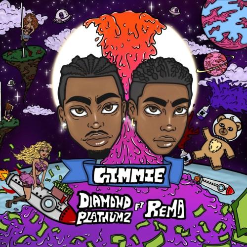 "Diamond Platnumz Teams up with Rema on New Single, ""Gimmie"""