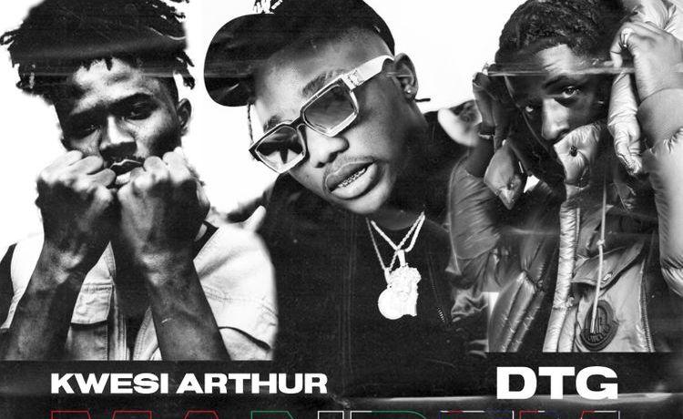 "Hotkid - ""Mandem"" Featuring DTG & Kwesi Arthur"