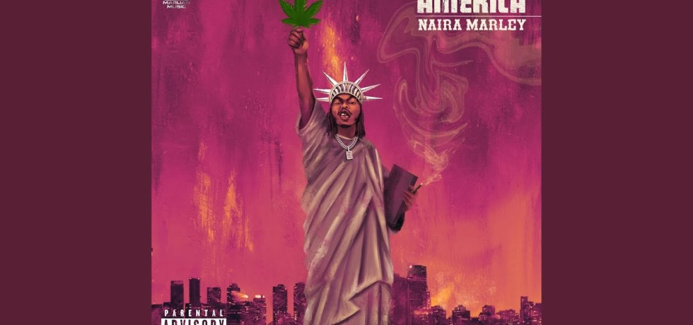 """Naira Marley - """"First Time In America"""""""